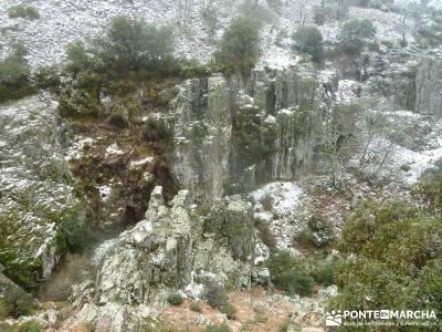 Pico Rocigalgo;Cascada Chorro,Cabañeros; sierra de madrid excursiones boca del asno nacimiento rio